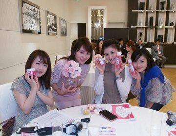 【ラグナヴェール東京】コーセーコスメポート新製品発表会♥#黒糖精