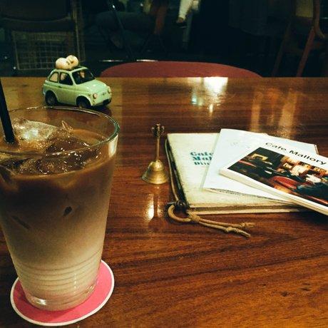 カフェ マロリー ワイス