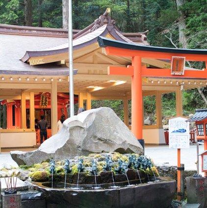 九頭龍神社(新宮)